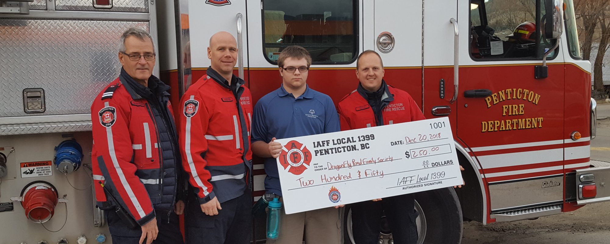 Penticton Fire Fighters Charitable Association